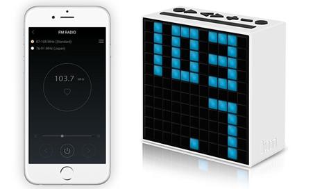 Divoom Timebox Bluetooth ลำโพงไร้สาย