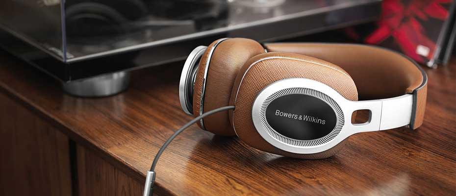 B&W P9 หูฟัง