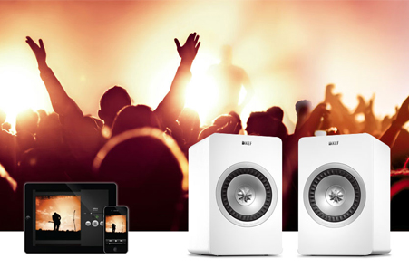 KEF X300A Wireless ลำโพง