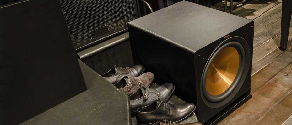 Klipsch R-15PM Speaker ลำโพง