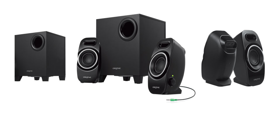 Creative SBS A350 Speaker ขาย