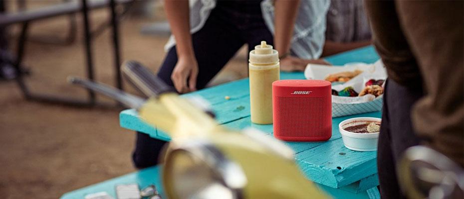 Bose SoundLink Color 2 Bluetooth Speaker ลำโพงพกพา