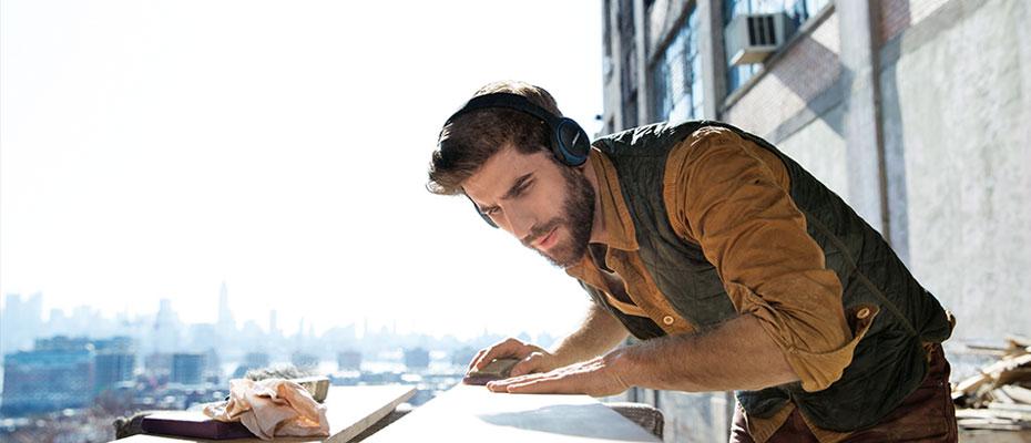 Bose SoundLink On-Ear Headphone หูฟังแนบหู