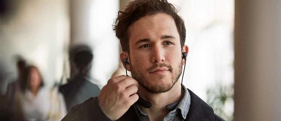หูฟังไร้สาย Bose QuietControl QC30 In-Ear Wireless ซื้อ