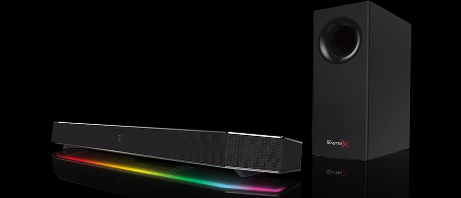 Creative Sound BlasterX Katana Speaker ราคา