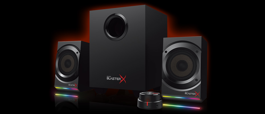 ลำโพง Creative Sound BlasterX Kratos S5 Speaker ราคา