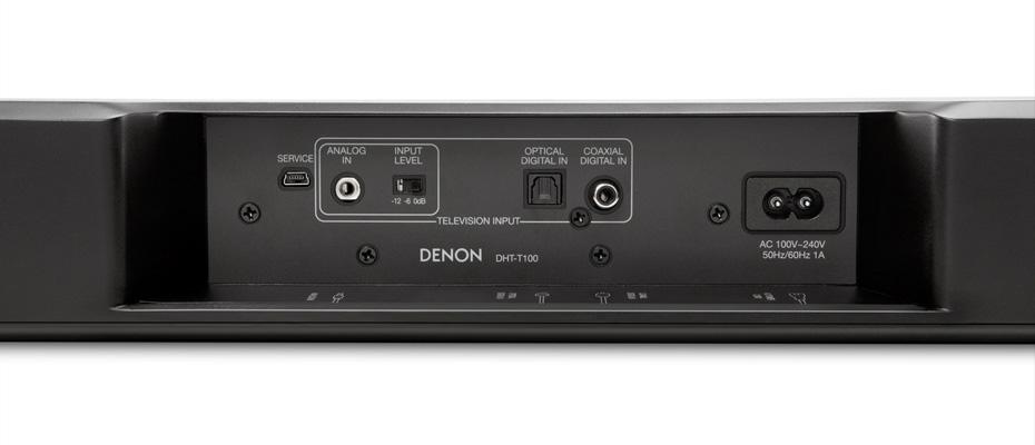 ลำโพง Denon DHT-T100 Speaker ขาย