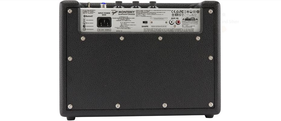 ลำโพง Fender Monterey Bluetooth Speaker ขาย