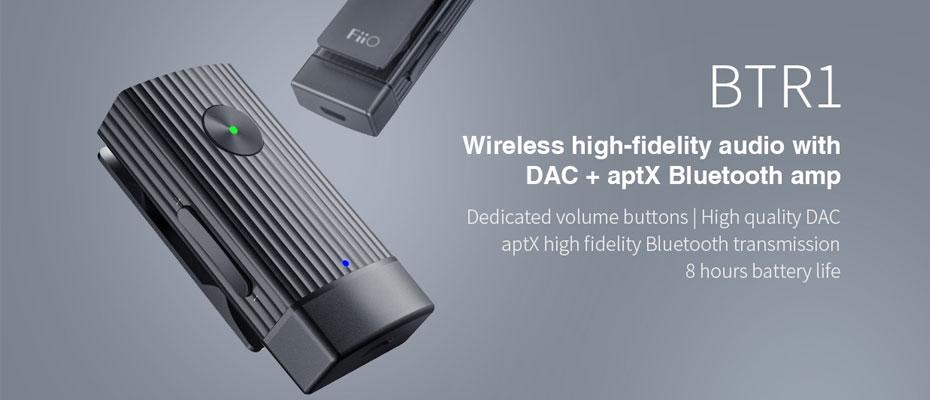 Fiio BTR1 Wireless Dac-Amp ราคา