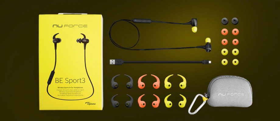 Nufit BE Sport 3 In-ear ไฮไลท์