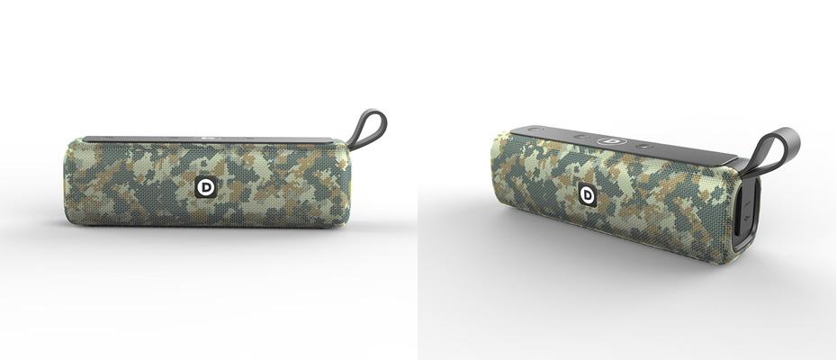 ลำโพง Dope Army Bluetooth Speaker ราคา