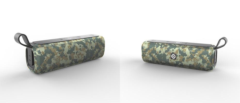 ลำโพง Dope Army Bluetooth Speaker ซื้อ