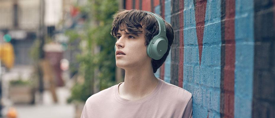 หูฟังไร้สาย Sony WH-H900N Headphone ซื้อ