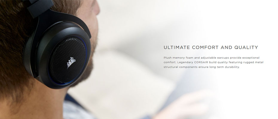 CORSAIR HS50 Stereo ซื้อ