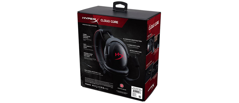 HyperX Cloud Core ขาย