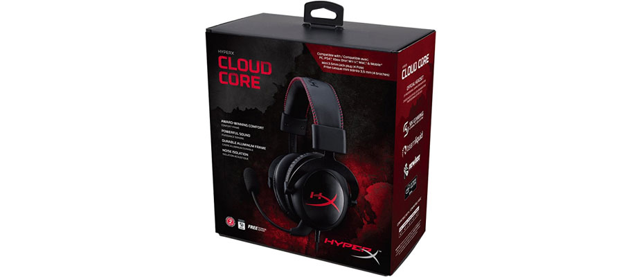 HyperX Cloud Core ราคา