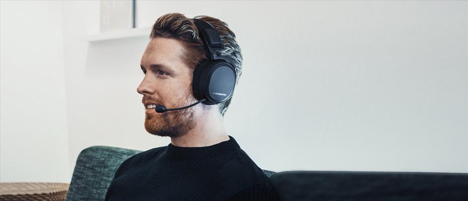 หูฟังไร้สาย SteelSeries Siberia 840 Headphone ซื้อ