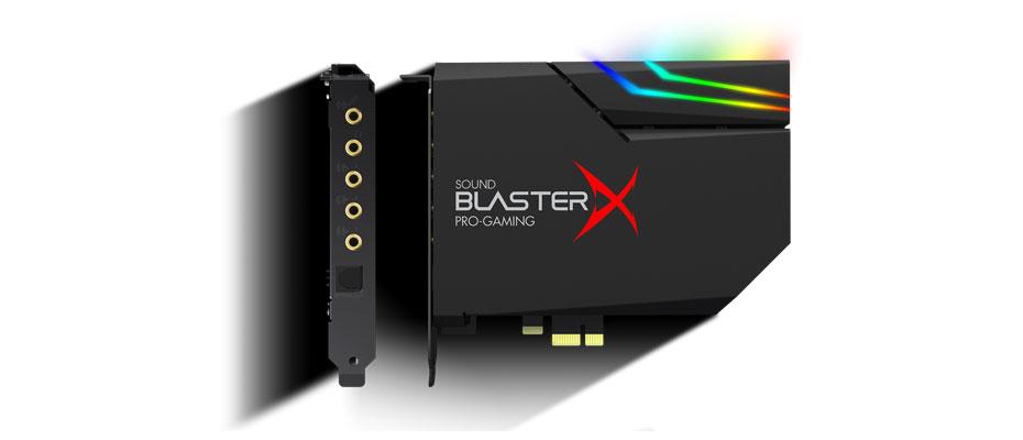 Creative Sound BlasterX AE-5 ซื้อ
