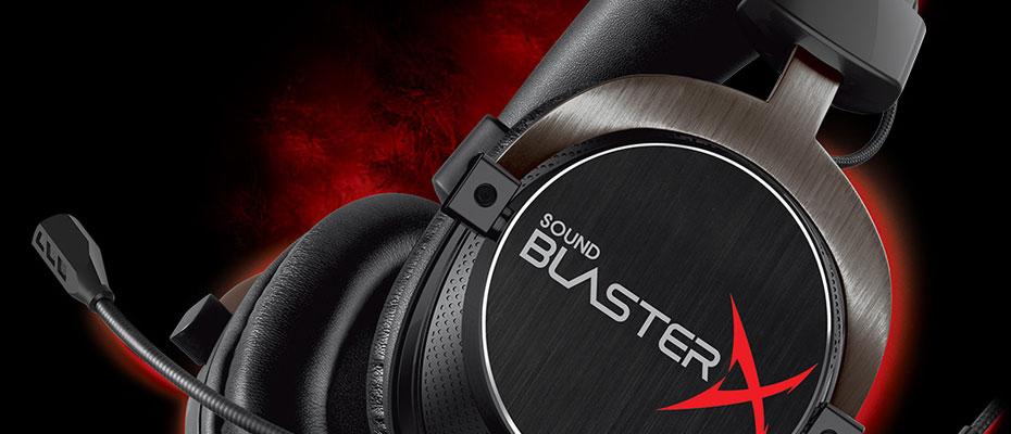 Creative Sound BlasterX H5 Tournament Edition ซื้อ
