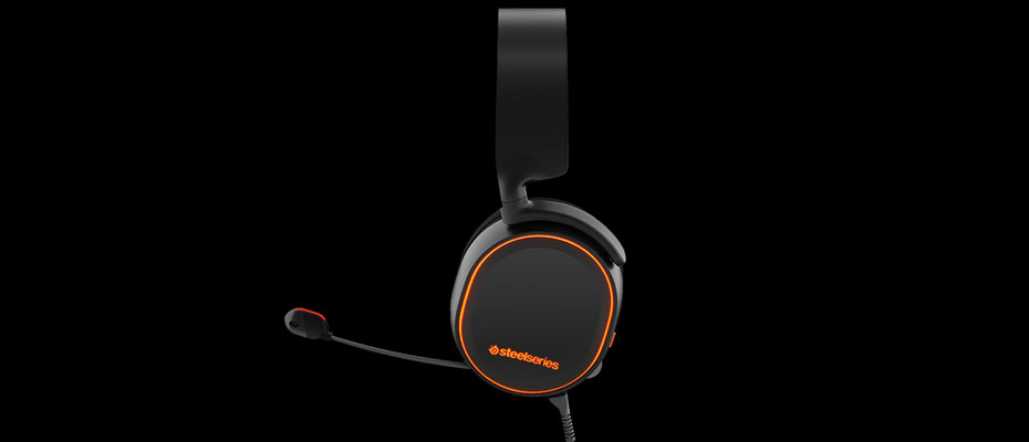 SteelSeries Arctis 5 ขาย