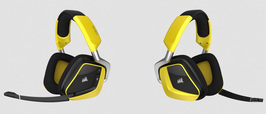 หูฟังไร้สาย CORSAIR Void Pro RGB Wireless SE Headphone ซื้อ