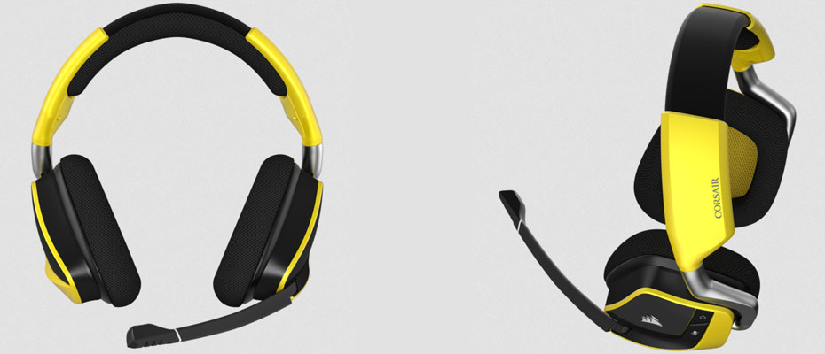 หูฟังไร้สาย CORSAIR Void Pro RGB Wireless SE Headphone ขาย