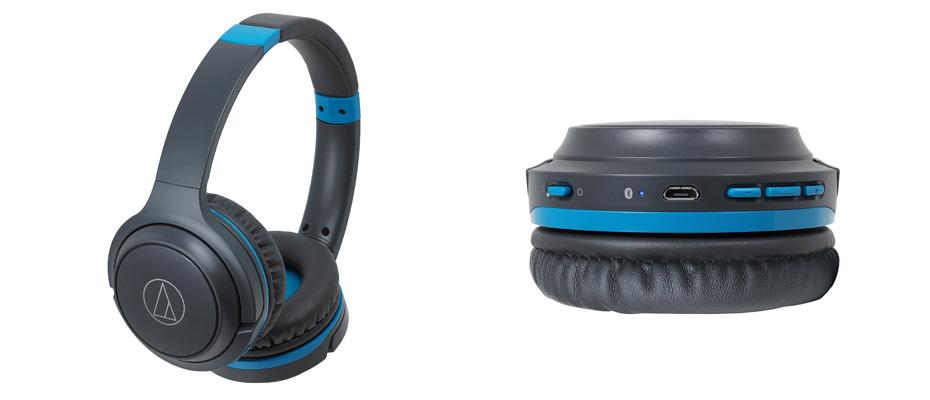 หูฟังไร้สาย Audio-Technica ATH-S200BT Wireless Headphone ซื้อ