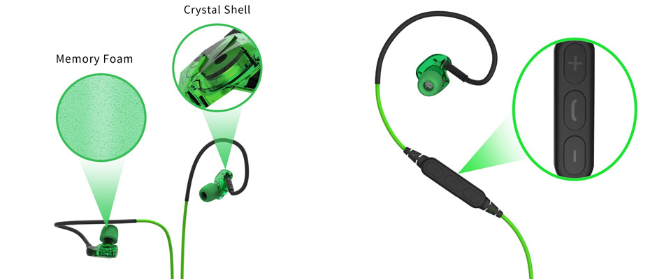 หูฟังไร้สาย Plextone BX240 In-Ear ซื้อ