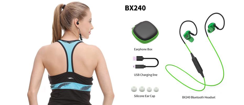 หูฟังไร้สาย Plextone BX240 In-Ear ขาย