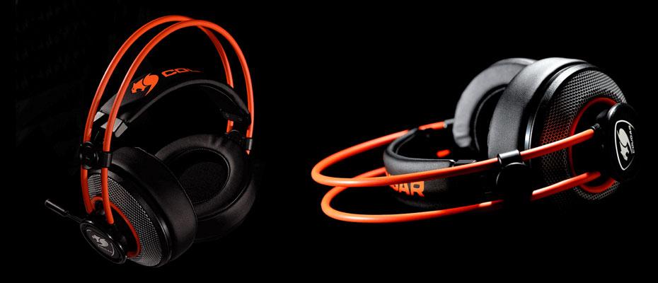 หูฟัง Cougar Immersa Headphone ขาย