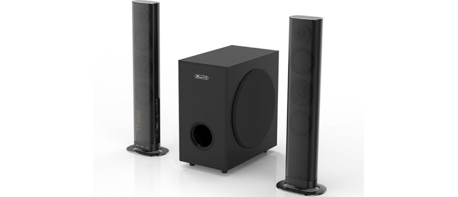 ลำโพง JY Audio Q9 + S5 Sound Bar Speaker ซื้อ