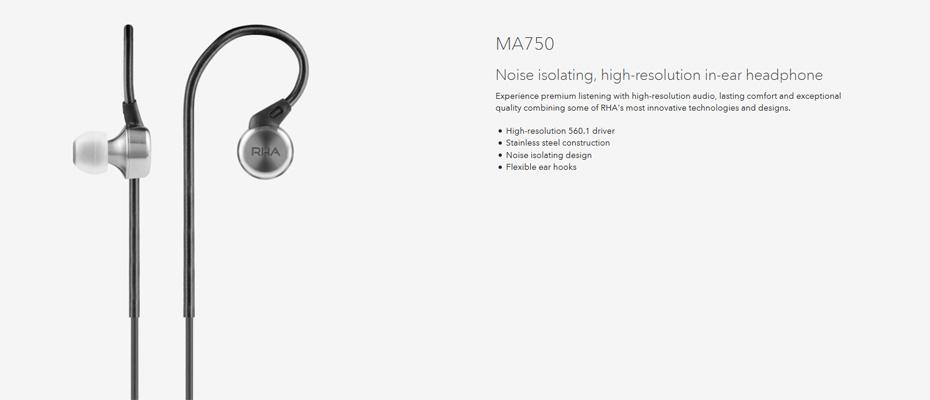 RHA MA750 Wireless ราคา