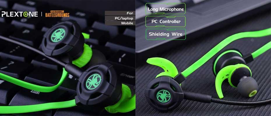 หูฟัง Plextone G30 Gaming In-Ear with mic ราคา