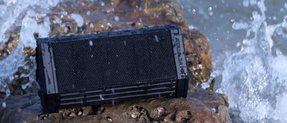 Aquajam AJM-3 Bluetooth Speaker ขาย