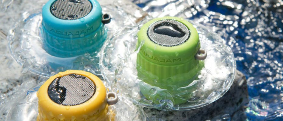 Aquajam AJ Mini Bluetooth Speaker ซือ