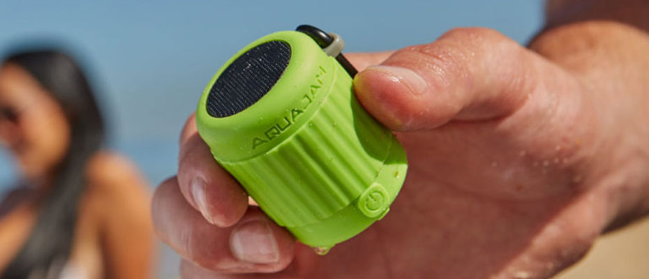 Aquajam AJ Mini Bluetooth Speaker ขาย