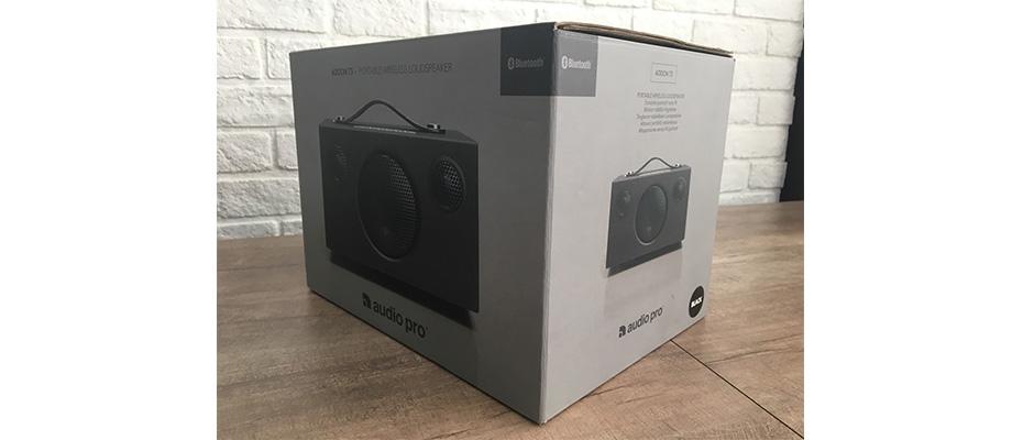 ลำโพง Audio pro addon T3 (สินค้าเกรด B) ซื้อ