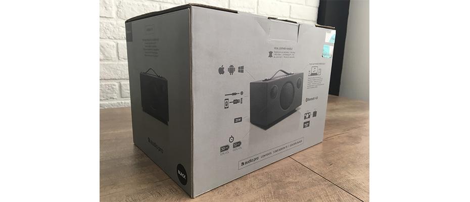 ลำโพง Audio pro addon T3 (สินค้าเกรด B) ขาย