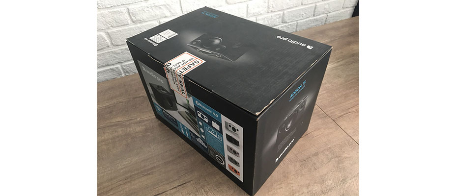ลำโพง Audio pro addon T5 (สินค้าเกรด B) ราคา