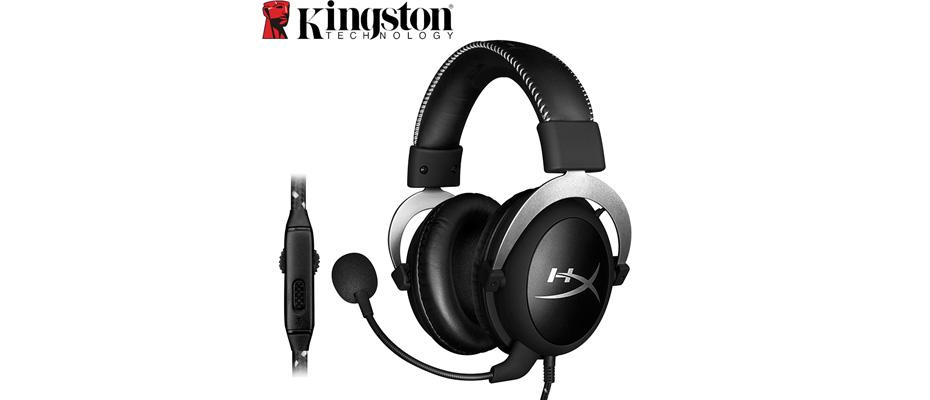 หูฟัง HyperX Cloud Silver Headphone ขาย