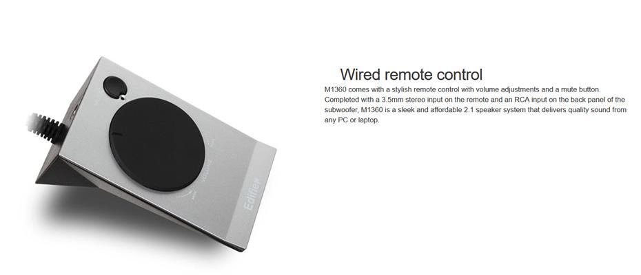 ลำโพง Edifier M1360 Speaker ขาย