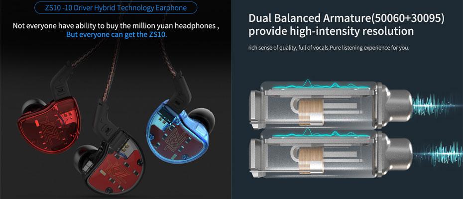 KZ ZS10 In-Ear ซื้อ