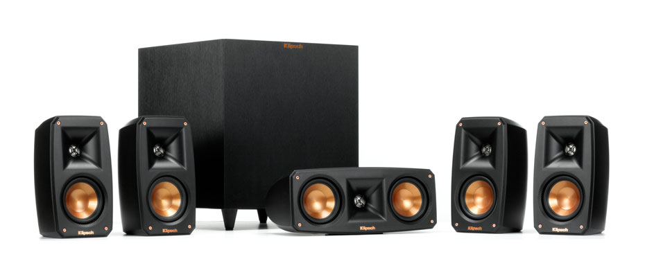 ลำโพง Klipsch Reference Theater Pack 5.0 Passive Speaker System ราคา