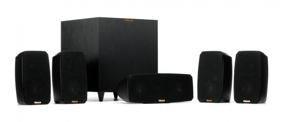 ลำโพง Klipsch Reference Theater Pack 5.0 Passive Speaker System ขาย