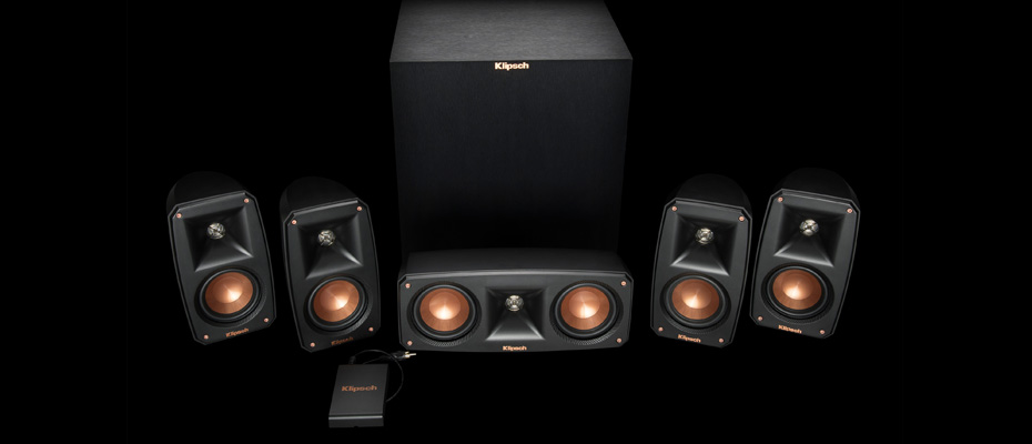 ลำโพง Klipsch Reference Theater Pack 5.0 Passive Speaker System ซื้อ