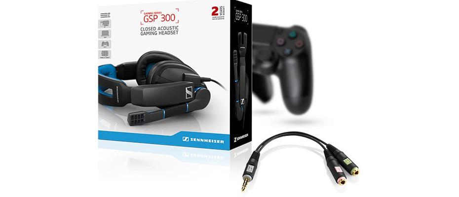 หูฟัง Sennheiser GSP 300 Headphone ขาย