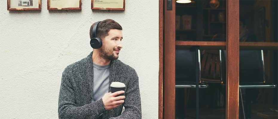 หูฟังไร้สาย Sony WH-CH500 Noise Cancelling Headphone ราคา