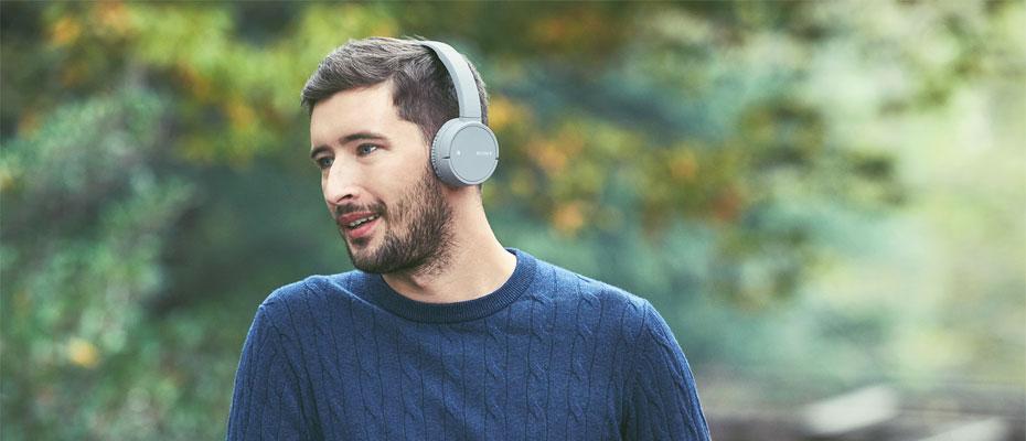 หูฟังไร้สาย Sony WH-CH500 Noise Cancelling Headphone ซื้อ