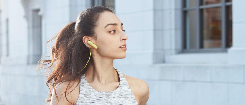 หูฟังไร้สาย Sony WI-SP500 Sport Earbud ซื้อ