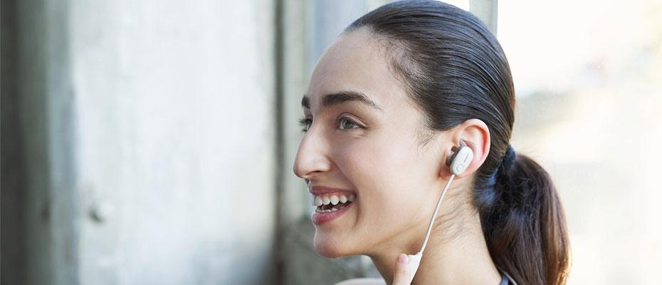 หูฟังไร้สาย Sony WI-SP600N Sports In-ear ขาย
